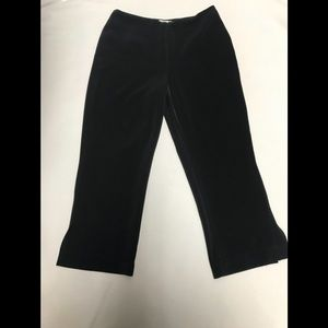 White House black market cropped dress pants 6